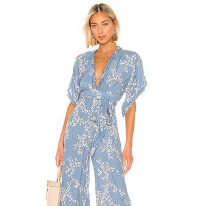 Faithfull the Brand La Villa Jumpsuit
